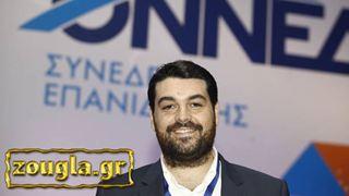 Ο Κώστας Δέρβος, υποψήφιος ευρωβουλευτής της ΝΔ μιλά στο zougla.gr για το στοίχημα της εκλογικής αναμέτρησης