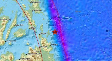 Σεισμός 5,9R στις Φιλιππίνες