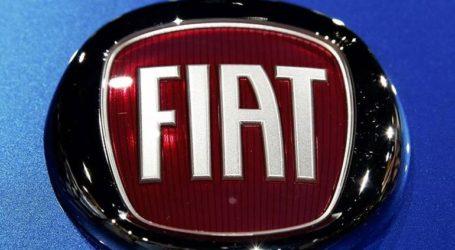 Μείωση 17% κατέγραψε ο τζίρος της Fiat Chrysler το 2018