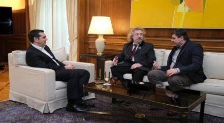 Εθνικός συντονιστής για την αντιμετώπιση των ναρκωτικών ο Χρήστος Κουϊμτσίδης
