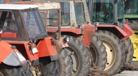 Σέρρες: Με τρακτέρ στην πόλη οι αγρότες