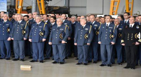 Τελετή Παράδοσης – Παραλαβής της Διοίκησης Αεροπορικής Υποστήριξης (ΔΑΥ)