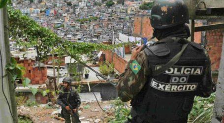 Αστυνομική επιχείρηση με τουλάχιστον 13 νεκρούς στις φαβέλες του Ρίο ντε Τζανέιρο