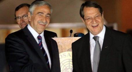 OHE: Άτυπη συνάντηση Αναστασιάδη – Ακιντζί στις 26 Φεβρουαρίου