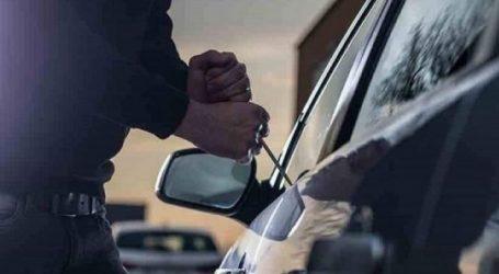 Συνελήφθη 37χρονος που «ρήμαζε» αυτοκίνητα στη δυτική Θεσσαλονίκη