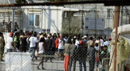 Συλλήψεις μεταναστών σε δομές φιλοξενίας στα νησιά του βορείου Αιγαίου