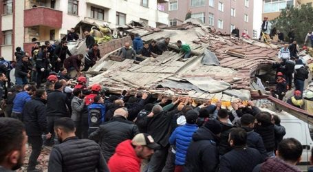 Στους 18 οι νεκροί από την κατάρρευση πολυκατοικίας, οι μισοί ήταν μέλη της ίδιας οικογένειας