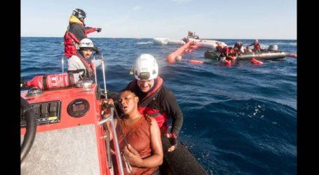 Δύο νεκροί και τρεις αγνοούμενοι μετανάστες σε ναυάγιο πλεούμενου