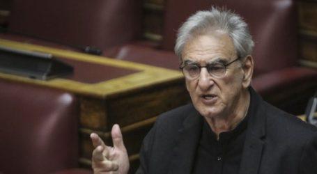 «Τα όσα τραγελαφικά συμβαίνουν στη Βουλή αυτή την περίοδο ευτελίζουν διαδικασίες και θεσμούς»