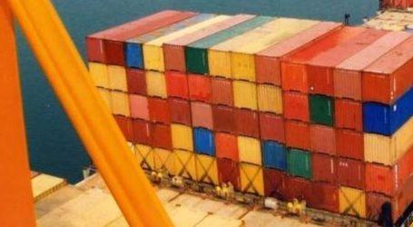 Αυξημένος κατά 0,8% ο ειδικός δείκτης εμπορευματοκιβωτίων τον Ιανουάριο