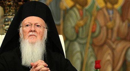 Υπέρ της ελληνοτουρκικής φιλίας ο Βαρθολομαίος