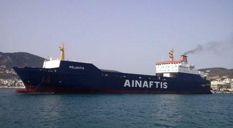 Βλάβη σε πλοίο που εκτελούσε το δρομολόγιο Θεσσαλονίκη-Πειραιάς