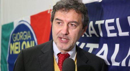 Ο υποψήφιος της ιταλικής κεντροδεξιάς κερδίζει την αναμέτρηση των τοπικών εκλογών στην περιφέρεια Αμπρούτσο