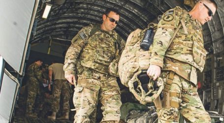 Αύξηση του εξοπλισμού στη Μ. Ανατολή λόγω μείωσης των Αμερικάνων στρατιωτών