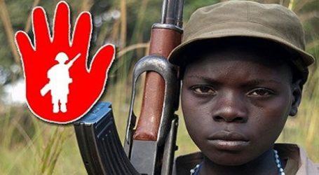 Η UNICEF κρούει τον κώδωνα του κινδύνου για τα παιδιά-στρατιώτες