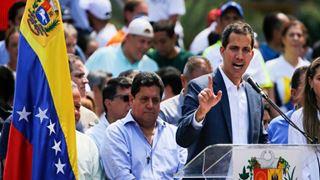 Ο Γκουαϊδό κατηγορεί τον στρατό της Βενεζουέλας ότι διαπράττει «έγκλημα κατά της ανθρωπότητας»