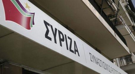 O ΣΥΡΙΖΑ Θεσσαλονίκης καταγγέλλει επίθεση ακροδεξιών σε μέλη του