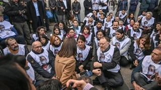 Οι τουρκικές αρχές εμπόδισαν φιλοκουρδική διαδήλωση στην Κωνσταντινούπολη