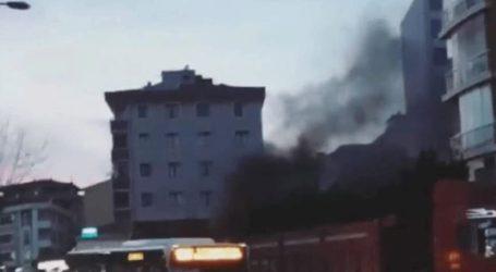 Στρατιωτικό ελικόπτερο έπεσε στην Κωνσταντινούπολη