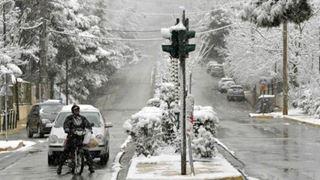 Χιόνια και στην Αττική αναμένεται να φέρει η νέα αλλαγή του καιρού
