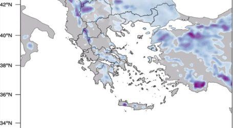«Χιόνη» ονόμασε το Αστεροσκοπείο τη νέα κακοκαιρία που θα φέρει χιονοπτώσεις και στην Αττική