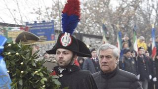 Ιστορικό «αναθεωρητισμό» προσάπτουν στην ιταλική κυβέρνηση ο πρόεδρος και ο πρωθυπουργός της χώρας