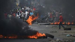 Αντικυβερνητικές διαδηλώσεις στην Αϊτή