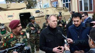 Αιφνιδιαστική επίσκεψη του υπ. Άμυνας των ΗΠΑ στο Ιράκ