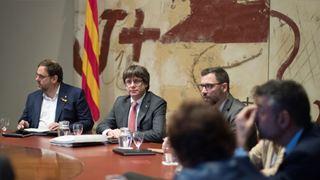 Ξεκίνησε η δίκη των ηγετών του καταλανικού αυτονομιστικού κινήματος