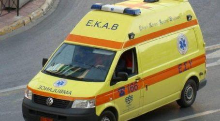 Τρεις τραυματίες από εκτροπή αυτοκινήτου στη Θεσσαλονίκη