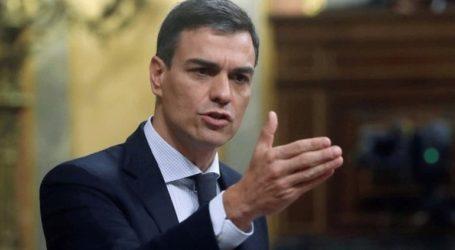 Πρόωρες εκλογές θα προκηρύξει ο Σάντσεθ στην Ισπανία