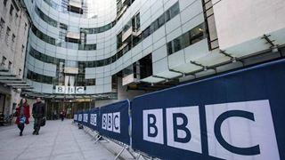 Διαμαρτυρία του BBC στον Λευκό Οίκο