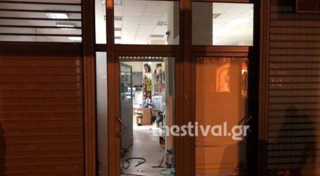 Ένοπλη ληστεία με τρεις τραυματίες σε κατάστημα ψιλικών