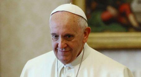 Επιστολή προς τον Νικολάς Μαδούρο έστειλε ο πάπας Φραγκίσκος