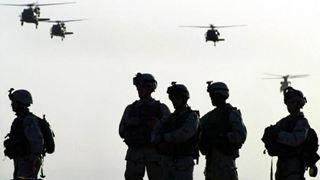Επιδρομή των ΗΠΑ εναντίον μελών της Αλ Κάιντα στη νοτιοδυτική Λιβύη