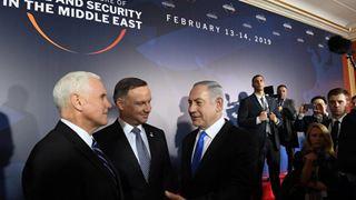 Ο Νετανιάχου προκάλεσε σάλο μιλώντας περί «πολέμου με το Ιράν» στη διάσκεψη για τη Μέση Ανατολή