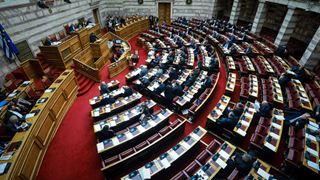 Βουλή: Σε εξέλιξη η καταμέτρηση για τις αναθεωρητέες διατάξεις του Συντάγματος