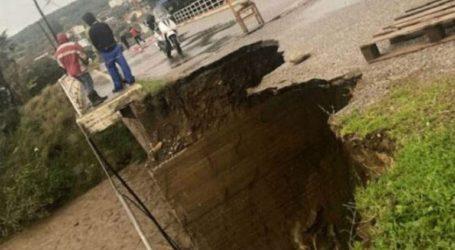 Εκτεταμένες ζημιές στο δίκτυο ύδρευσης Χανίων λόγω κακοκαιρίας