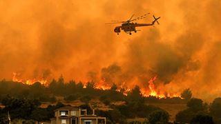 Ευρωπαϊκή απάντηση στις πυρκαγιές