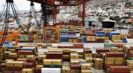 Αύξηση κατά 53,7% σημείωσαν οι ελληνικές εξαγωγές προς την Αίγυπτο σε ένα έτος