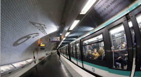 Επίθεση με οξύ στο μετρό στο Παρίσι