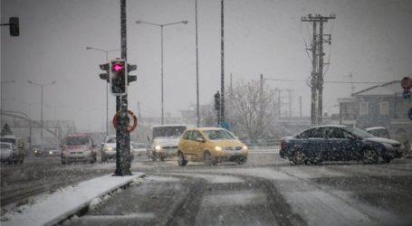 Ομαλοποιείται η κυκλοφορία στα ορεινά τμήματα της Αττικής