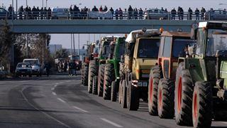 Δυσαρεστημένοι με τη στάση της κυβέρνησης οι αγρότες της Β. Ελλάδας