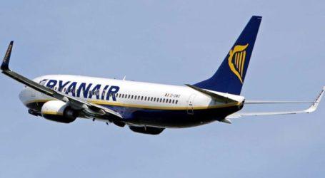 Χάος σε πτήση της Ryanair από Γλασκώβη προς Μάλαγα