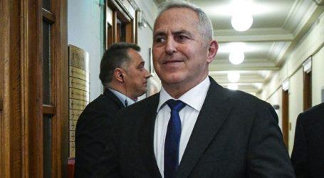 Με Ζάεφ και Ντιμιτροφ συναντήθηκε ο υπουργός Εθνικής Άμυνας Ευάγγελος Αποστολάκης