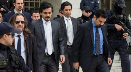 Οι οκτώ πρέπει να εκδοθούν στην Τουρκία