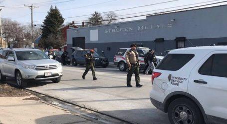 Τουλάχιστον ένας νεκρός από την επίθεση ενόπλου σε βιομηχανικό κτήριο στην πόλη Ορόρα του Ιλινόι