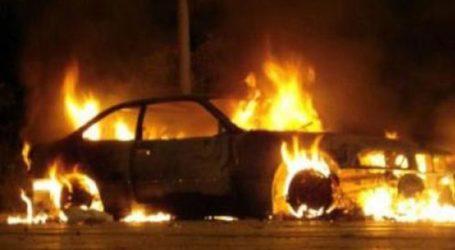 Εμπρησμός σε διπλωματικό όχημα στη Θεσσαλονίκη