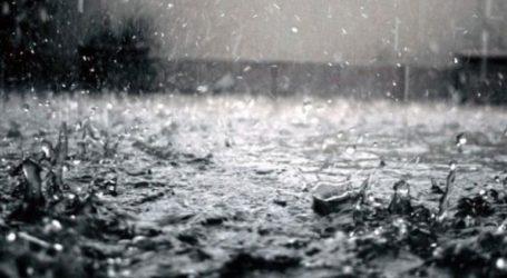Η «Χιόνη» έφερε πολύ μεγάλα ύψη βροχής στην ανατολική και νότια χώρα