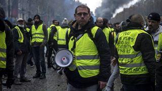 Γαλλία: Νέες συγκεντρώσεις «κίτρινων γιλέκων»